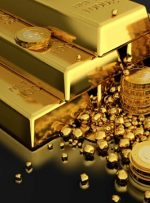 افت شدید قیمت طلا در آخرین روز معاملاتی هفته