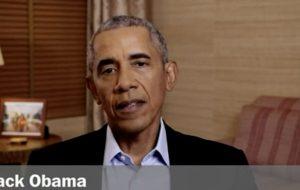 اوباما با این تصویر به بایدن تبریک گفت/عکس