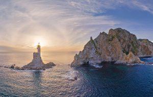با تور مجازی از فانوس دریایی آنیوا بازدید کنید