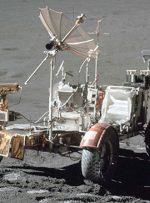 با ماهنورد آپولو آشنا شوید؛ اولین خودروی فضایی