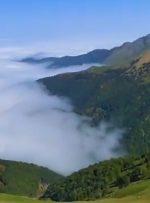 ببینید | بهشت دیدهنشده در دل ایران