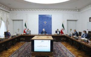 برگزاری جلسه ستاد اقتصادی دولت با حضور روحانی