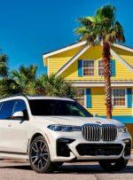 بزرگترین و لوکسترین شاسیبلند BMW