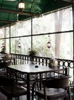 بهترین رستورانهای فضای باز در تهران