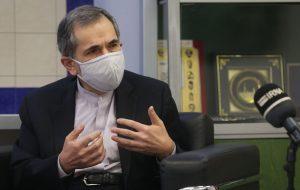 تخت روانچی: دولت بایدن بداند هرگونه تاخیر در لغو تحریمها بیانگر ادامه خصومت با مردم ایران است