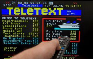 تلهتکست در دل تلویزیون؛ روزگاری که اینترنت نداشتیم