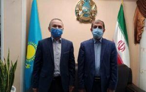 تمایل قزاقستان برای گسترش صنعت گردشگری با ایران