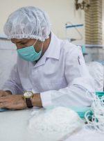 تولید ماسک و مواد ضدعفونی فراتر از نیازهای استان قم است