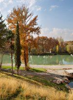 خبرآنلاین – تصاویر | گوشهای از بهشت ایرانی؛ پاییز «طاق بستان» کرمانشاه