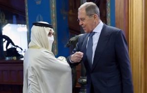 در سفر وزیر خارجه عربستان به مسکو چه گذشت؟