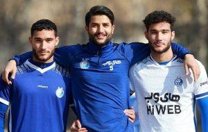 دوقلوهای جدید فوتبال ایران