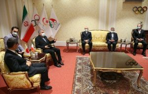 دیدار سفیر ژاپن با صالحی امیری/عکس