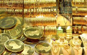 کاهش نرخ سکه در پایان هفته سوم فروردین