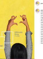 زردیِ ۲۰۲۱ برای امید، خاکستری برای آرامش