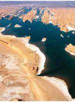 سرانجام آرزوی احداث دریاچه در دل کویر