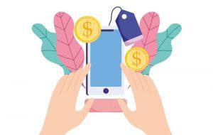 سقوط آزاد قیمت موبایل در بازار