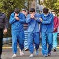 سه شمشیرزنِ زورگیر بازداشت شدند