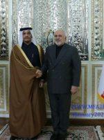 ظریف از درخواست قطر استقبال کرد