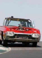 عجیبترین ماشینهای مسابقهای قرن