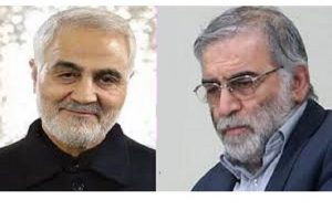فراخوان تولید و نشر محتوا در فضای مجازی برای شهیدان حاجقاسم سلیمانی، ابومهدی المهندس و محسن فخریزاده