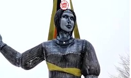 مجسمهای که به دلیل ترسناکبودن جمعآوری شد