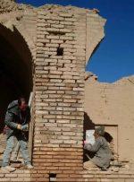 مرمت و بهسازی کاروانسرای تاریخی بدشت