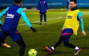 خبری خوب برای هواداران بارسلونا