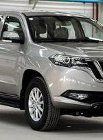 مشخصات نخستین خودرو شاسیبلند آفرودیِ سایپا
