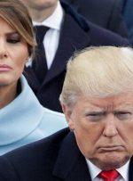 حواشی زندگی شخصی ملانیا همچنان ادامه دارد؛او با دونالد ترامپ تلخ و سرد است!