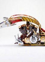 نامتعارفترین و گرانترین موتورسیکلتهای جهان