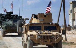هدف گیری کاروان لجستیک ائتلاف آمریکا در عراق