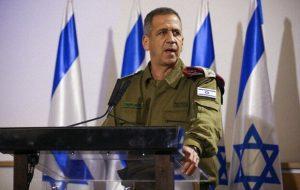 اسرائیل به بایدن هشدار داد: به ایران حمله میکنیم