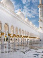 چرا مسجد شیخ زاید زیباترین مسجد امارات است؟