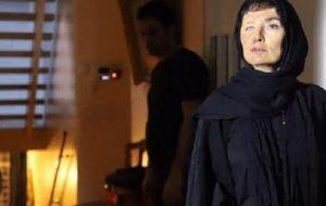 چهره سوخته یک بازیگر، روی پوستر فیلم «خانه ماهرخ»/ عکس