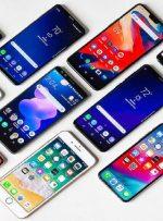 قیمت گوشیهای محبوب در بازار / جدول نرخها