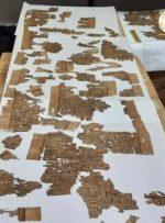 کشف بخشی از «کتاب مردگان» مصریان باستان