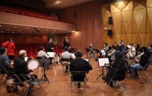 کنسرت سازهای ملی با صدای وحید تاج و رشید وطندوست