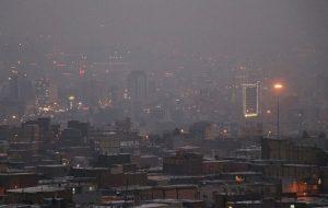 کیفیت هوای تبریز برای همه، ناسالم شد