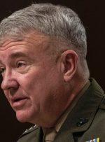 توضیح فرمانده سنتکام درباره خروج نظامیان آمریکایی از عراق/مککنزی: از قرارداد ایران و چین نگرانیم