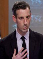 سخنگوی وزارت خارجه آمریکا مدعی لغو تحریمهای ثانویه شد