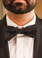 اتیکت و آداب پوشیدن پاپیون برای آقایان