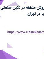 استخدام مدیر فروش منطقه در نگین صنعتی جنوب (چای سوفیا) در تهران