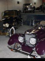 افتتاح «موزه خودروهای تاریخی ایران» در بهار آینده