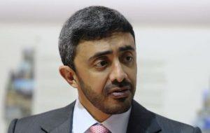 امارات: توافق آبراهام الهامبخش کشورهای منطقه باشد!