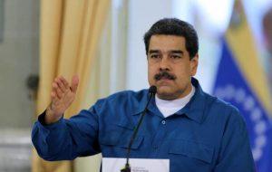 مادورو: نامه واتیکان چکیدهای کینه و تنفر بود
