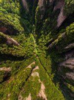 با تور مجازی به پارک ملی ژانگ جیاجیه سفر کنید