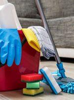 خانهتکانی را اصولی آغاز کنید