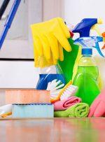 خانهتکانی سریع برای مردان و زنان شاغل