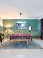 خانهی ۱۷۰متری نیکی و محمدجواد؛ مینیمال، کاربردی و زیبا