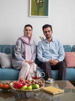 دکوراسیون خانهی سحر و یاسر با رنگهای پاستلی